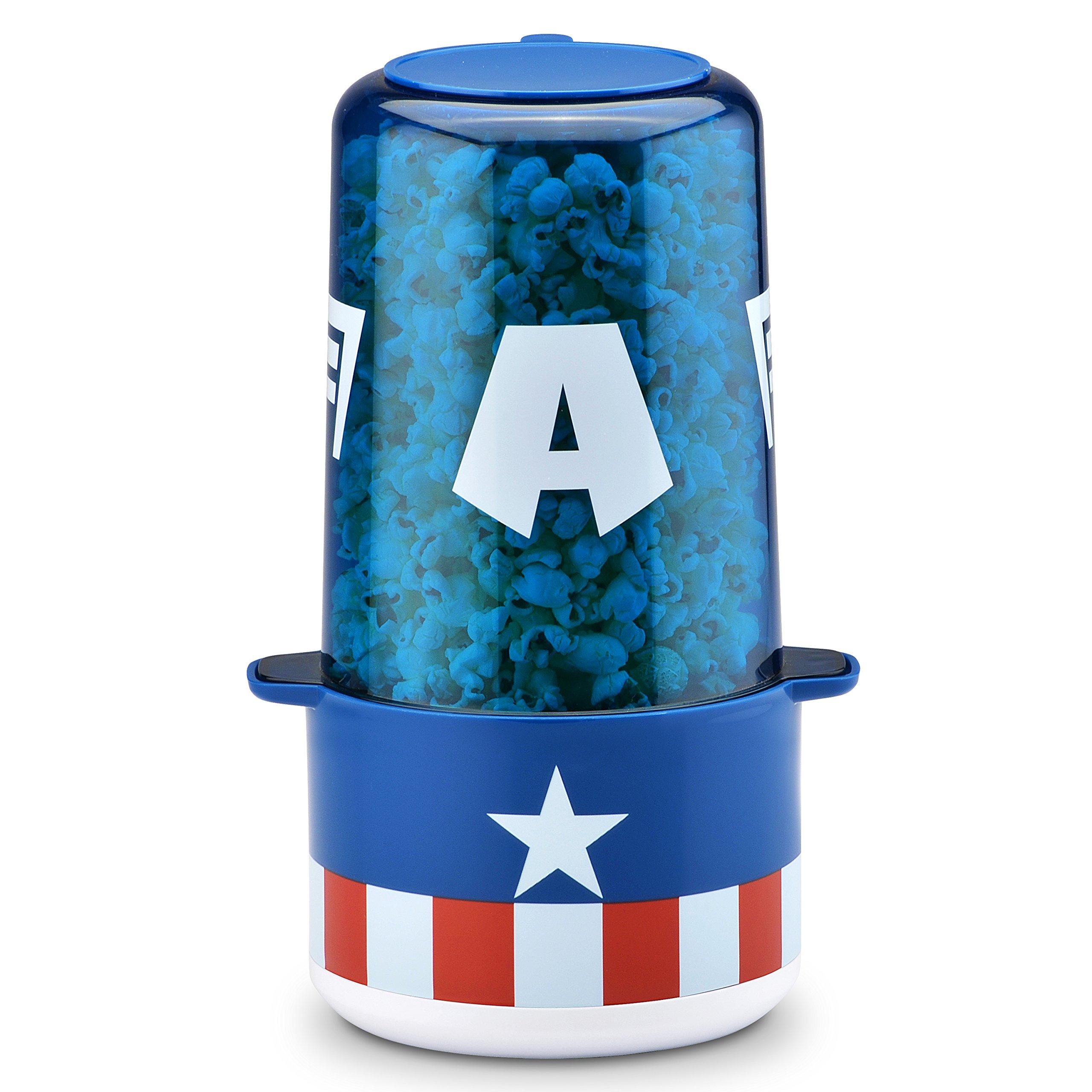 Marvel Captain America Mini Stir Popcorn Popper