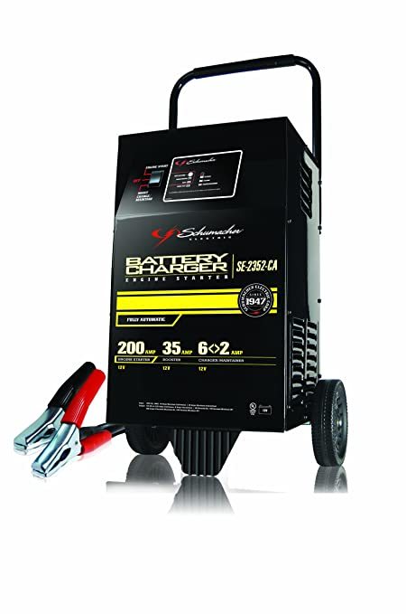 amazon com schumacher (se 2352 ca) 12v 200 amp automatic wheel schumacher battery charger circuit breaker schumacher (se 2352 ca) 12v 200 amp automatic wheel battery charger with