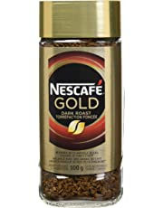 NESCAFÉ Gold Dark Roast Instant and Roast & Ground Coffee, 100 g Jar