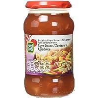 SUZI WAN Sauce à cuisiner asiatique Aigre-Douce - 1 flacon de 400 g - Total: 400 gr