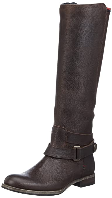 promo code 4d38a 38396 Tommy Hilfiger HEATHER 10 Boots Womens