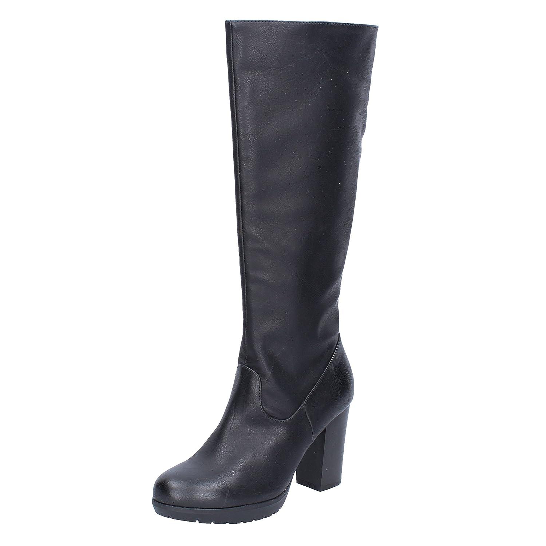 Francescomilano Francesco Milano Milano Milano Stiefel Damen Leder schwarz dcf176