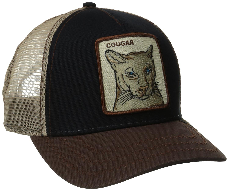 f8683907cbf621 Goorin Bros. Men's Animal Farm Baseball Dad Hat Trucker, Navy, One Size at  Amazon Men's Clothing store: