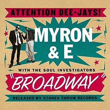 amazon broadway myron e r b 音楽