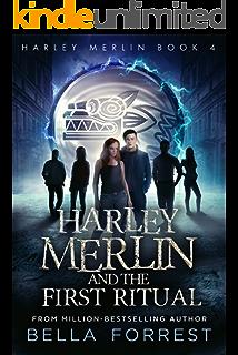 Amazon com: Harley Merlin and the Secret Coven eBook: Bella