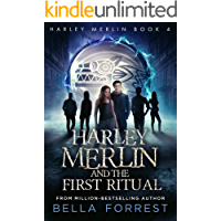 Harley Merlin 4: Harley Merlin and the First Ritual (English Edition)