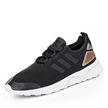 check out d69b1 26326 Adidas Originals ZX FLUX ADV VERVE W Zapatillas Sneakers Negro para Mujer   MainApps  Amazon.es  Deportes y aire libre