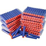 ZTOZZ Darts Soft Tip 100 Pack for Kid Toy Gun Fire Blasters (Blue Soft Tip, 100pcs)