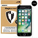 "iPhone 6 Plus ONLY (1-Pack) Protecteur d'Écran en Verre Trempé, MediaDevil Magicscreen : ""Clair"" (Invisible) - (1-Paquet)"