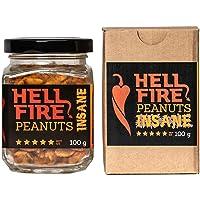 I LOVE SPICY Hellfire Pinda's Krankzinnig (Carolina Reaper Chili) 100 g Heetheid 5/5