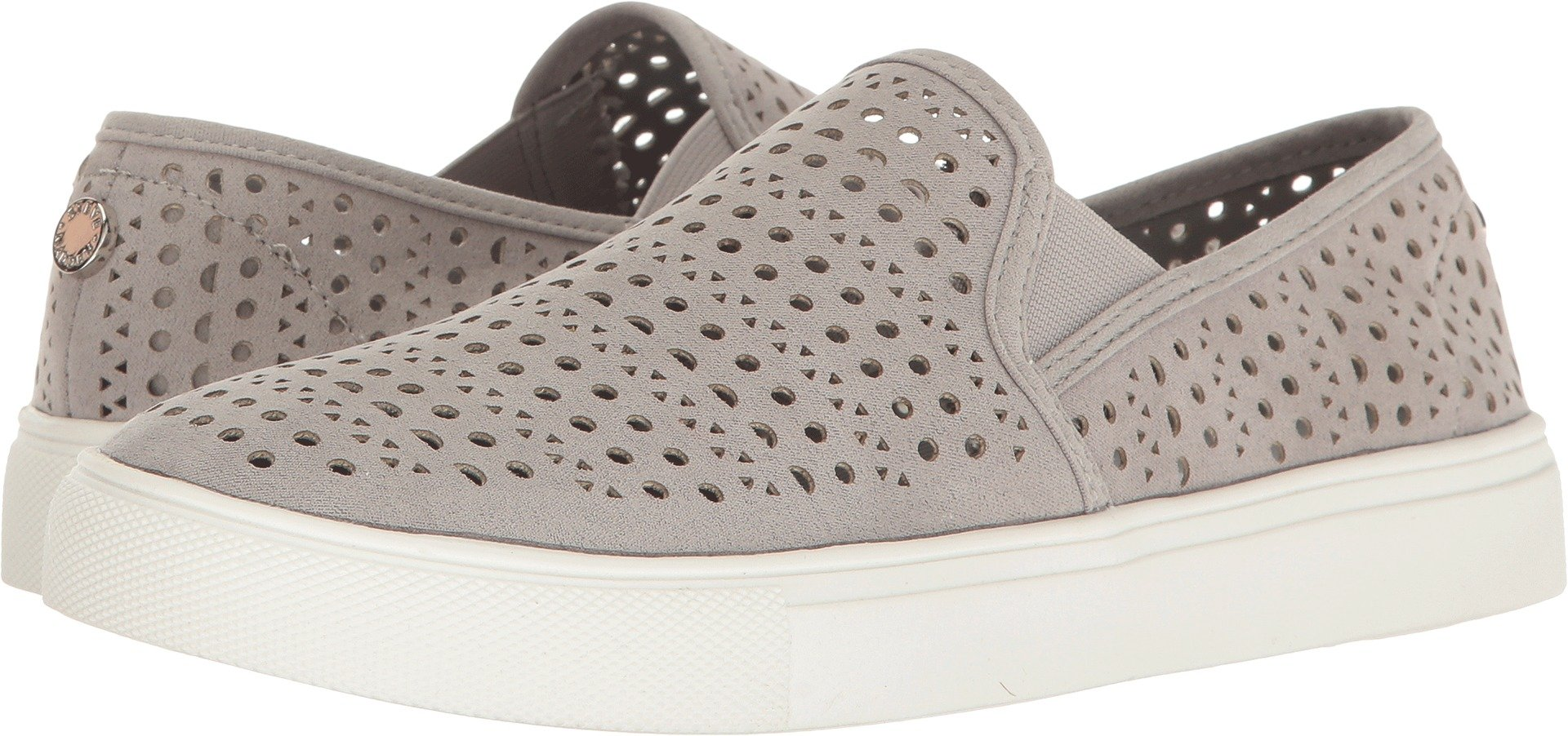 Steve Madden Women's Odonna Light Grey Loafer