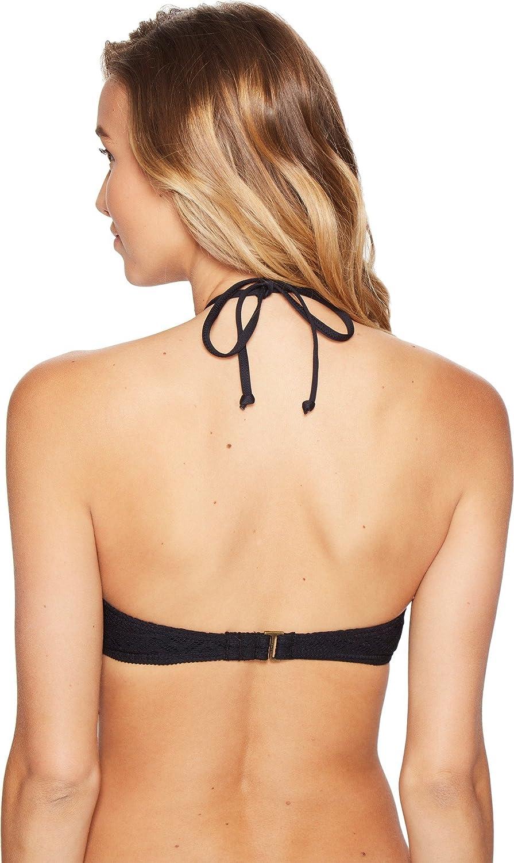 Roxy Womens Tribal Maze Cropped Bikini Top