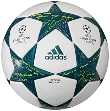 ADIDAS FINALE 16 Top Training Fußball Gr.5 Champions League