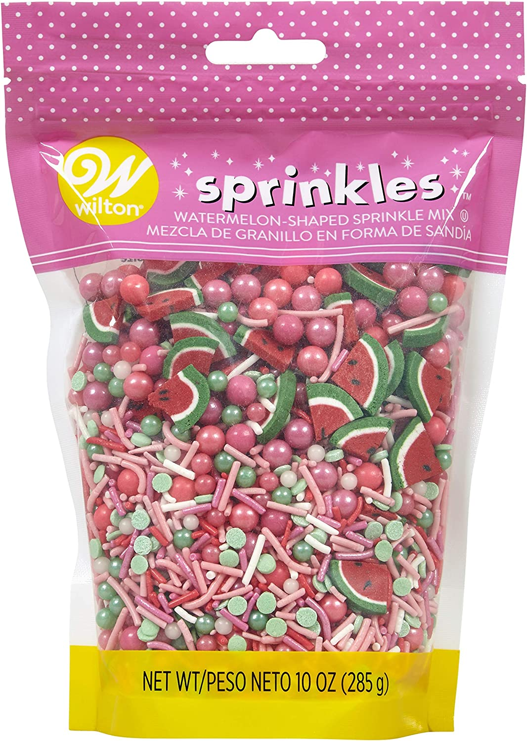 Food Items Watermelon Sprinkles Mix