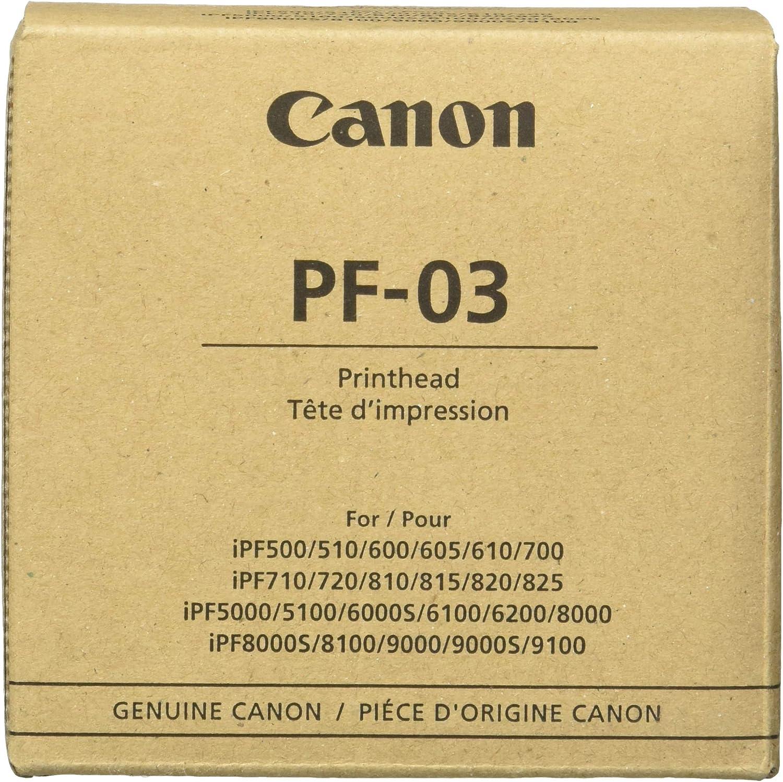 Cabezal De Impresion Canon PF-03