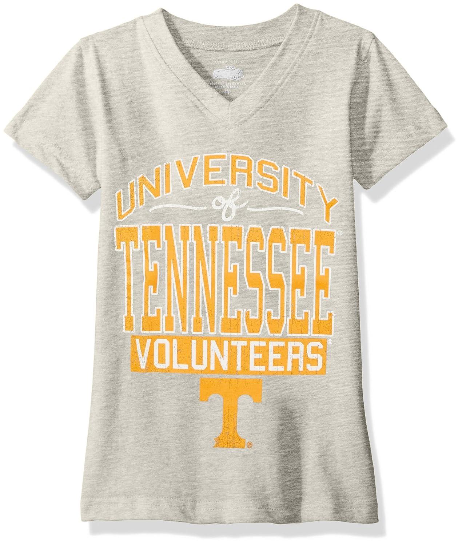 通販 Girl 's VネックTee 10 's Girl Tennessee Tennessee Volunteers B06XMZ8FQP, NURObySo-net:315b1bfb --- a0267596.xsph.ru