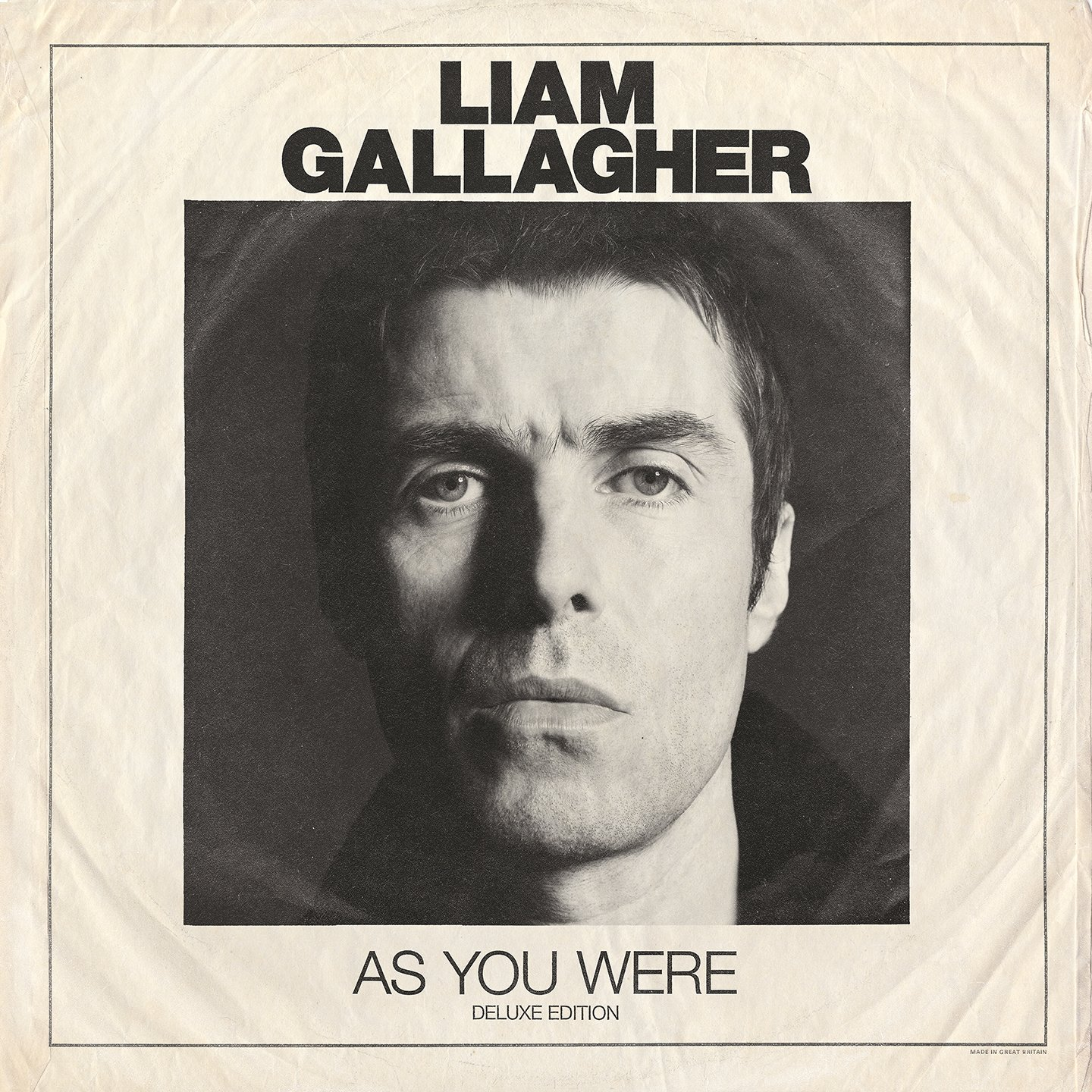 Risultati immagini per liam gallagher as you were