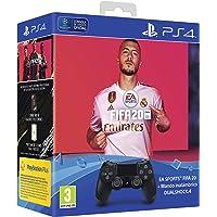 Pack: DualShock 4 + Fifa20