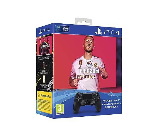 Pack: DualShock 4 + Fifa20: Amazon.es: Videojuegos