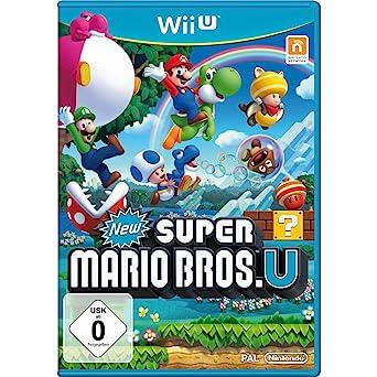 New Super Mario Bros U Amazonde Games