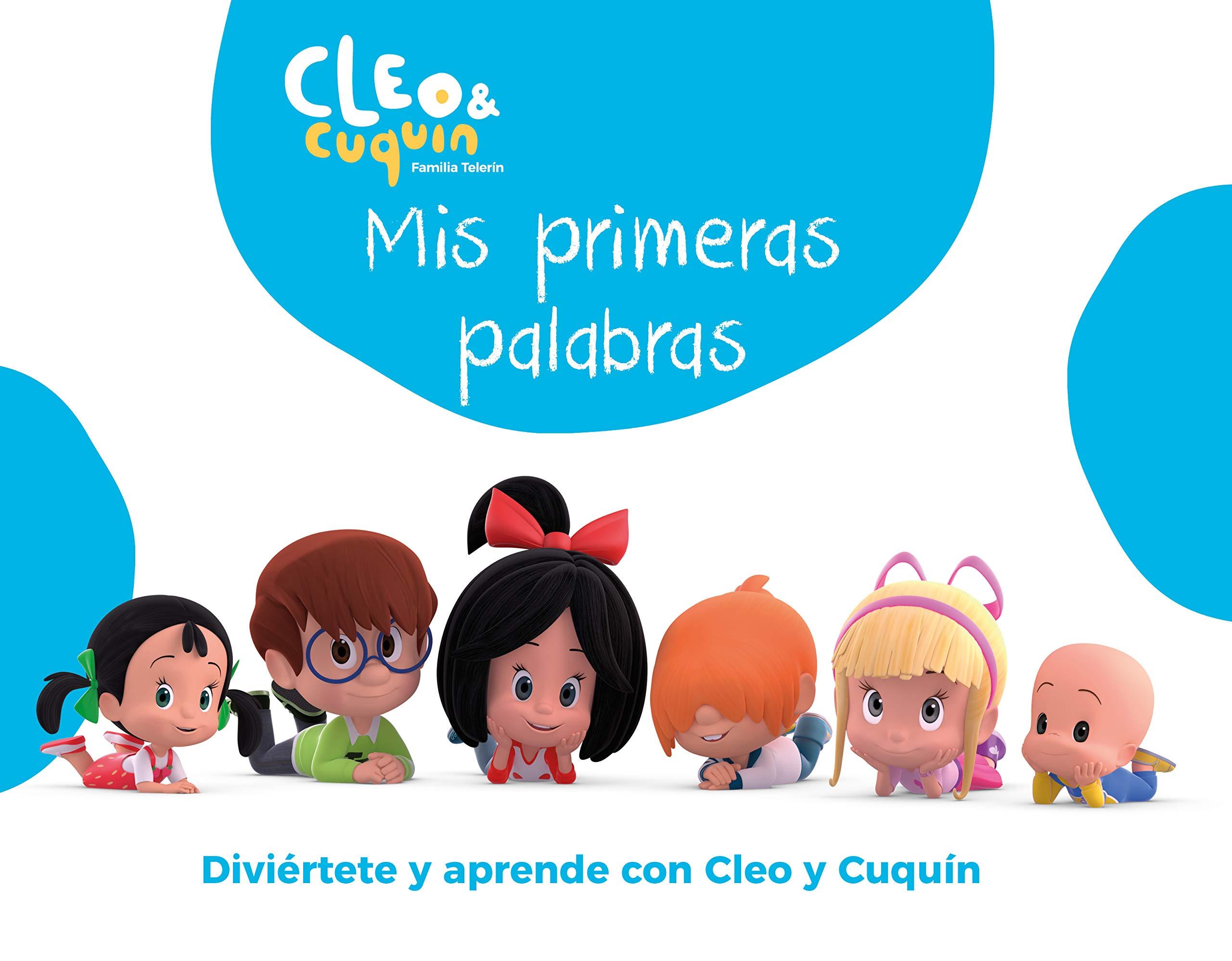 CLEO Y CUQUIN. MIS PRIMERAS PALABRAS: ANIMAKITCHENT ...
