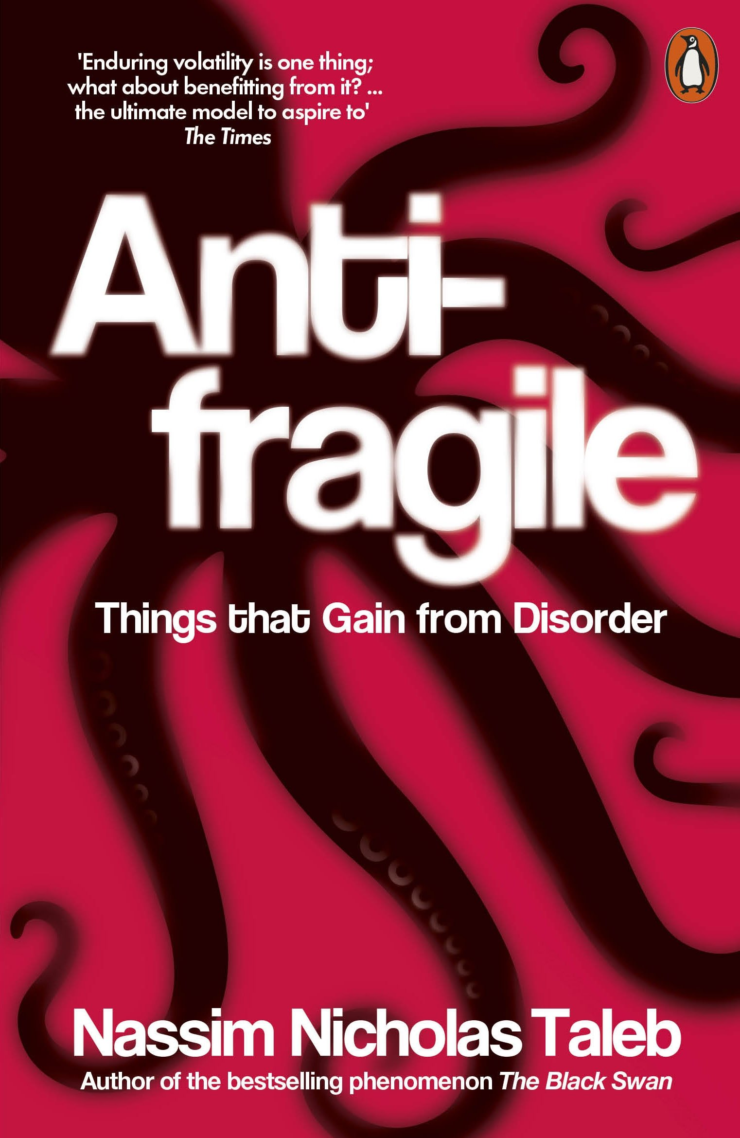 Download Antifragile: Things That Gain from Disorder pdf epub