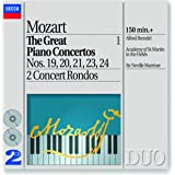 Great Piano Concertos Vol. 1: 19 20 21 23 24