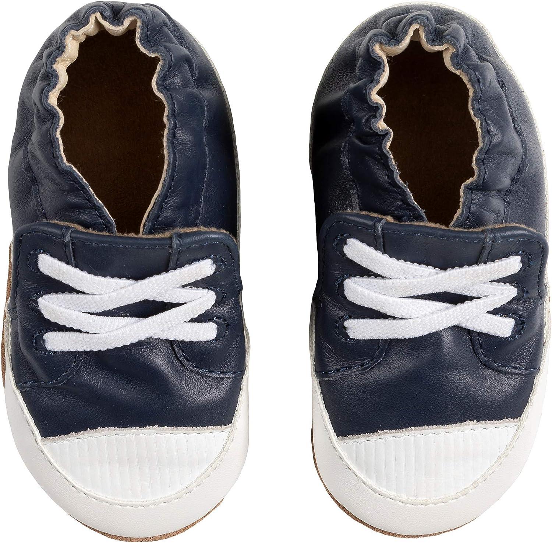 Robeez Baby Shoes - Soft Soles - Corey