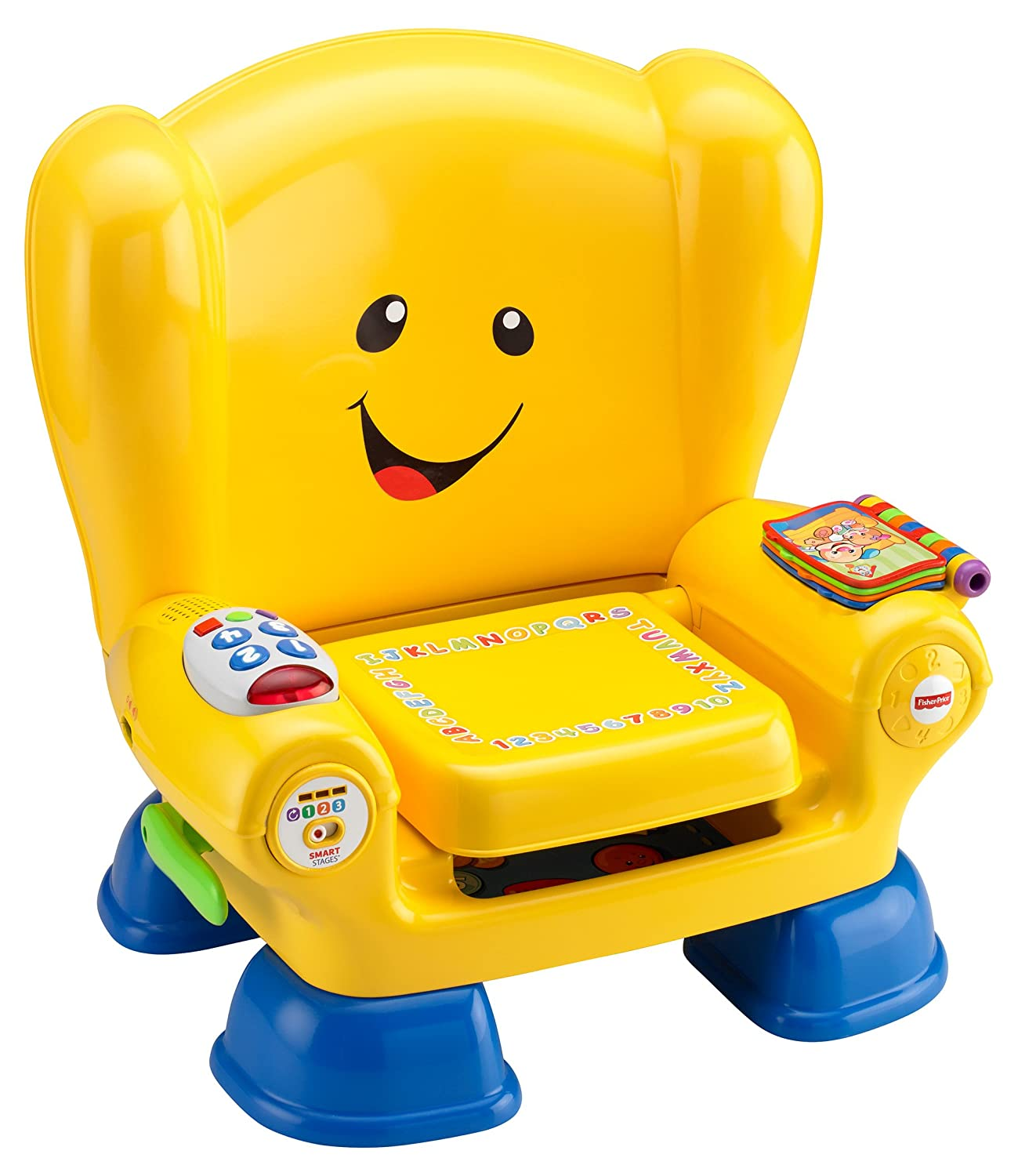 Toys For 1 Year Old Boys This Fisher Price Laugh Learn Smart Stages Chair