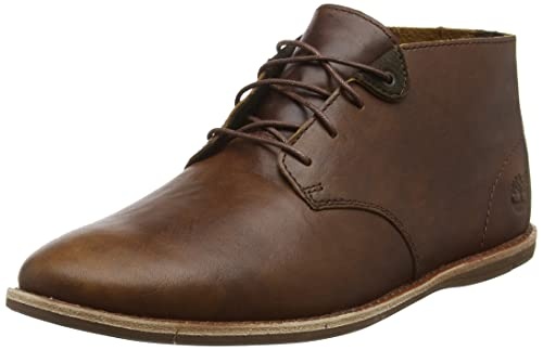 TIMBERLAND Revenia MM Chukka Dark Sudan B, Botines para Hombre, 40 EU: Amazon.es: Zapatos y complementos