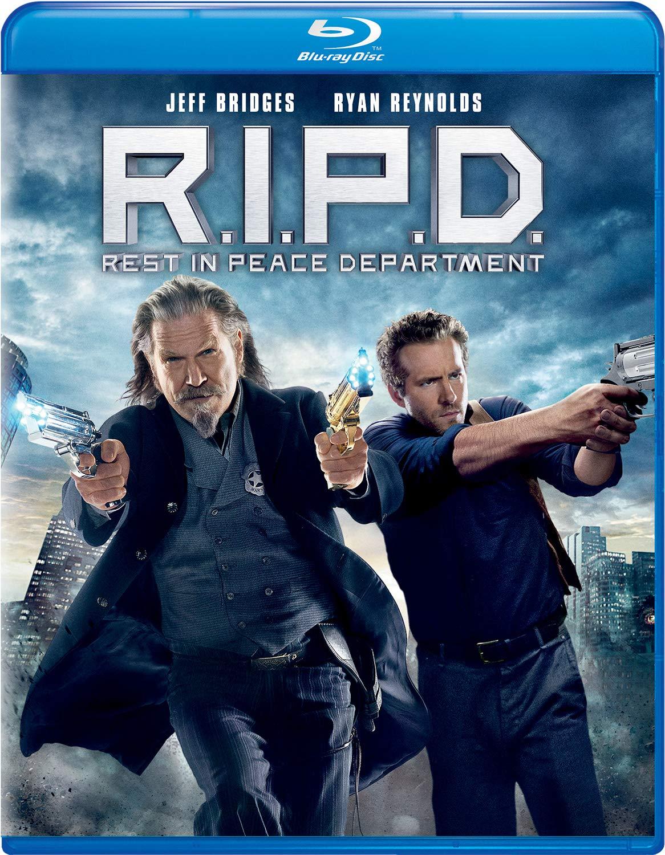 Blu-ray : R.i.p.d. (Blu-ray)