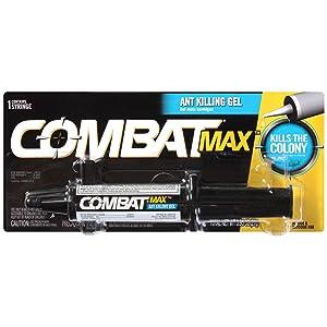 Combat 10023400973061 Max, Indoor and Outdoor Ant Killing Gel, 27 Grams