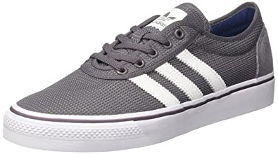 reputable site c5639 b360b adidas Adi-Ease, Scarpe da Skateboard Unisex – Adulto, Grigio (Gritra
