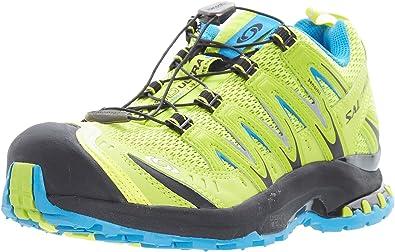 Salomon Speedcross 3 CS de la Hombres Trail Running, Color Verde, Talla 49 1/3 EU: Amazon.es: Zapatos y complementos