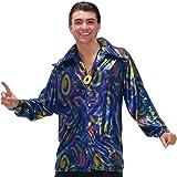 Forum Novelties Mens Dynomite Dude Disco Shirt Party Supplies Medium