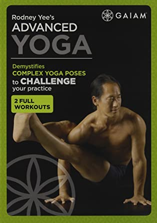 Advanced Yoga [Reino Unido] [DVD]: Amazon.es: Cine y Series TV