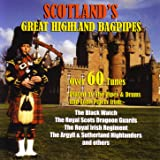 Scotland's Great Highland Bagpipes