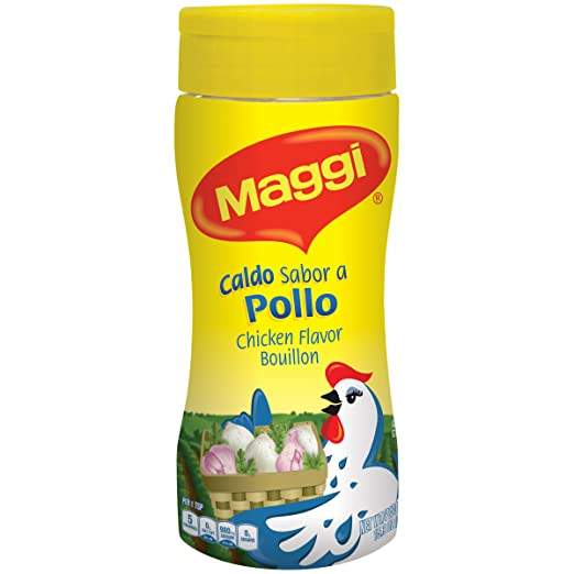 Maggi Granulated Chicken Flavor Bouillon, 15.9 oz