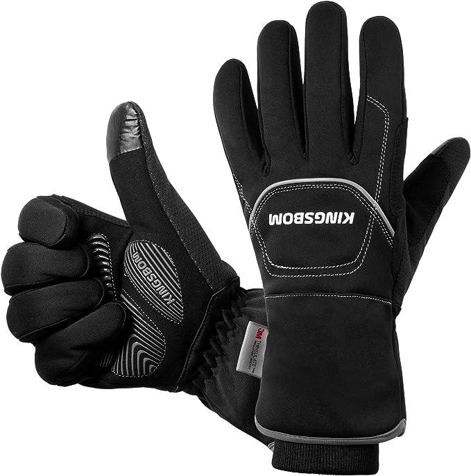Kingavon BB-HG301 Ladies Heated Thinsulate Gloves
