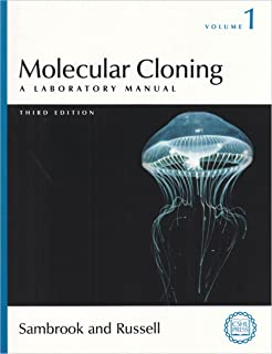 molecular cloning a laboratory manual fourth edition three rh amazon com molecular cloning a laboratory manual sambrook pdf molecular cloning a laboratory manual sambrook 1989