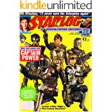 Starlog Magazine The Sci Fi Comics: April 1988