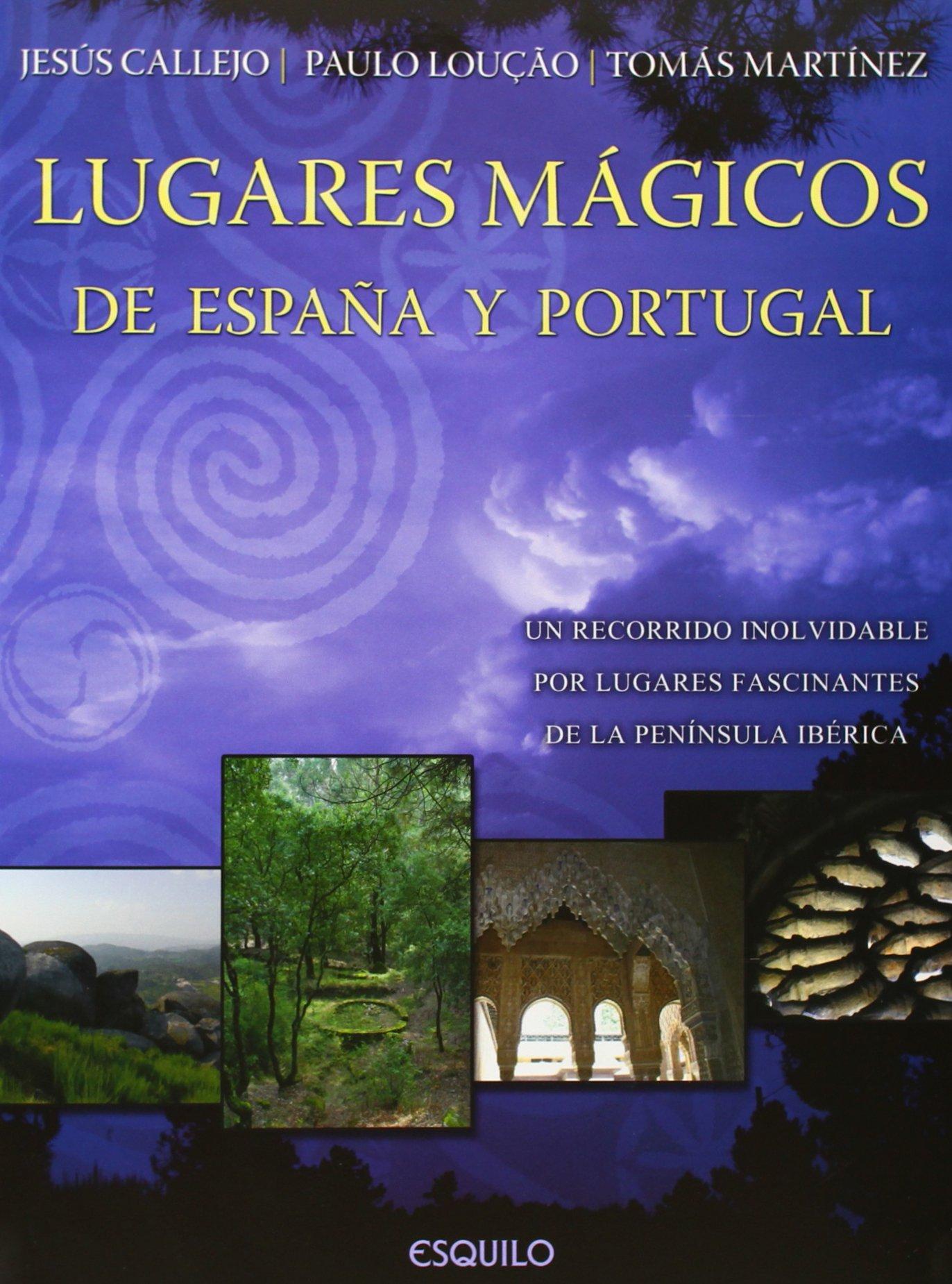 LUGARES MAGICOS DE ESPAÑA Y PORTUGAL: Amazon.es: Agapea: Libros