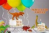 24 Jurassic Dinosaur Toys For 3, 4, 5, 6, 7 year