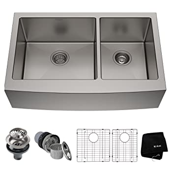 Kraus KHF203-33 Farmhouse Sink