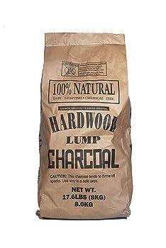 Eco Charcoal Brazilian Super Premium All Natural Hardwood Lump Charcoal