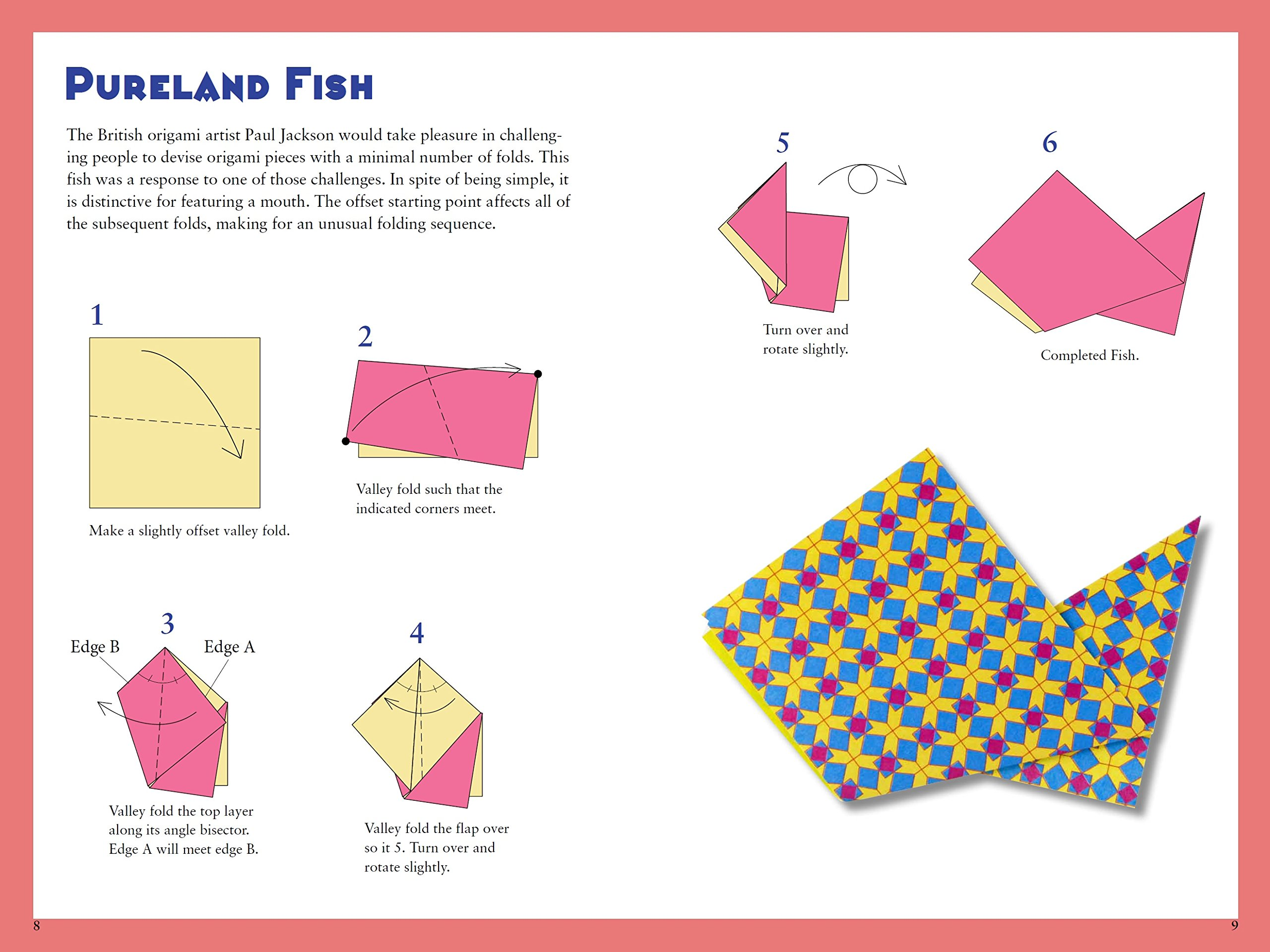 Amazon creative origami kit learn to fold like a pro amazon creative origami kit learn to fold like a pro instructional dvd 64 page origami book 72 origami papers original easy origami for kids or jeuxipadfo Image collections