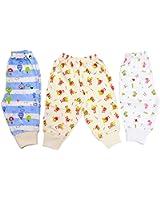 Momspet Cute Cartoon Printed baby legging pack of 3