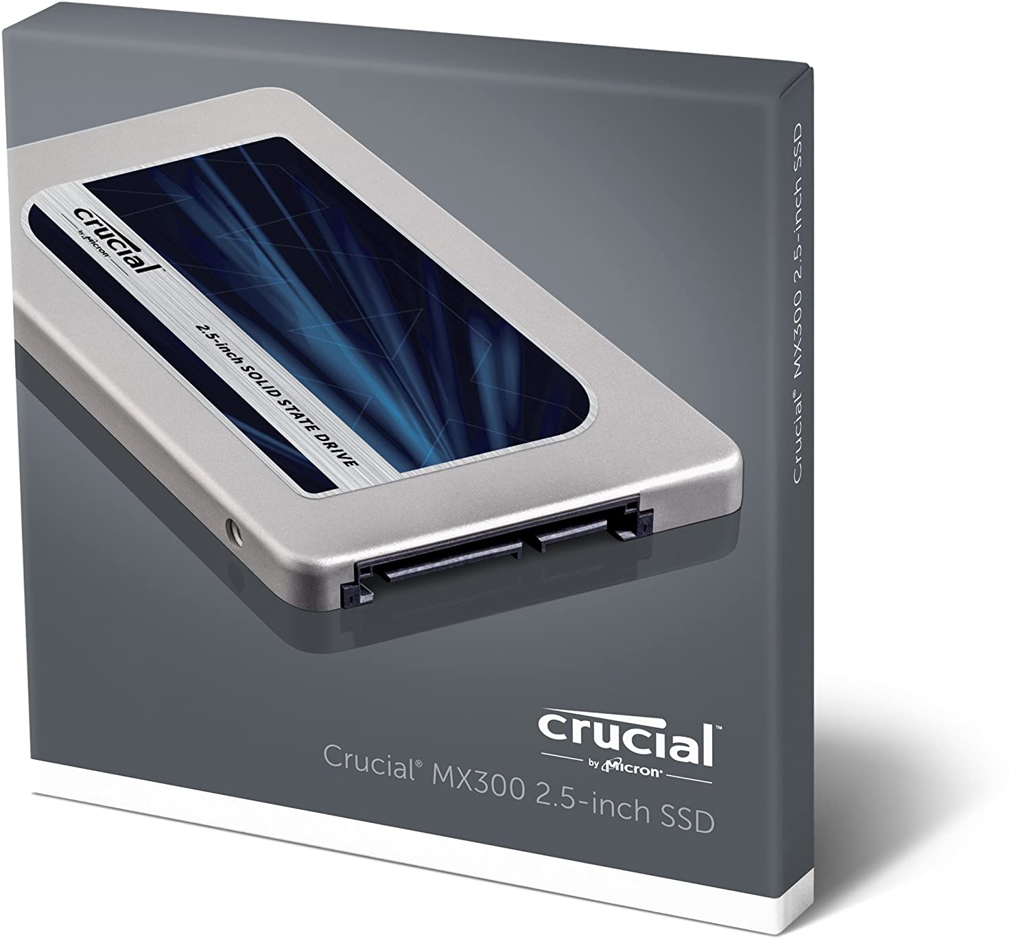 Crucial MX300 525GB 3D NAND SATA 2 5 Inch Internal SSD - CT525MX300SSD1