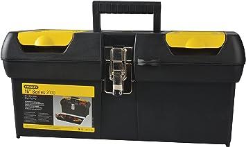 STANLEY 1-92-065 - Caja de herramientas Milenium, 19.9 x 19.5 x ...