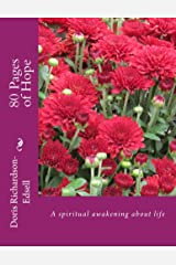 80 Pages of Hope: A spiritual awakening about life Kindle Edition